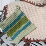 Classic Double Thick Potholder Stitch How To Make A Crochet Yarncraft On Cut Out Keep