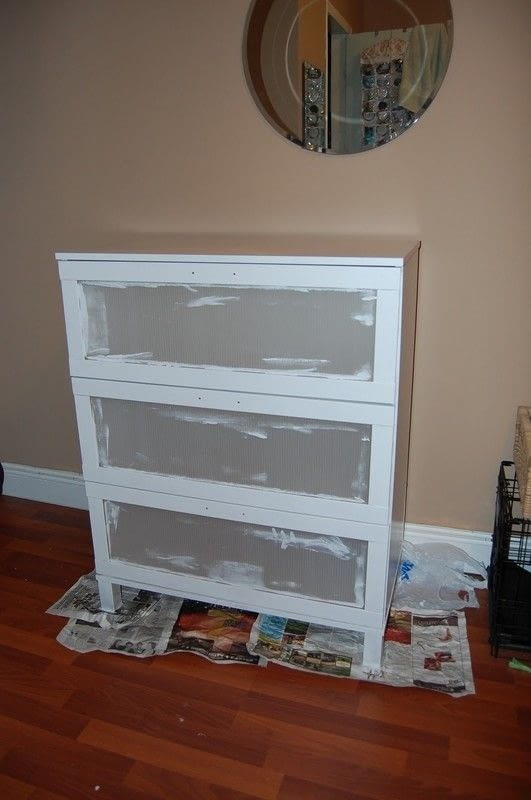 Ikea Dresser Hack A Drawer Decorating On Cut Out