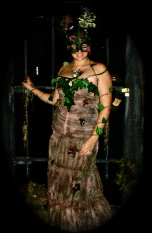 Mother Earth Costume 183 A Masquerade 183 Decorating On Cut