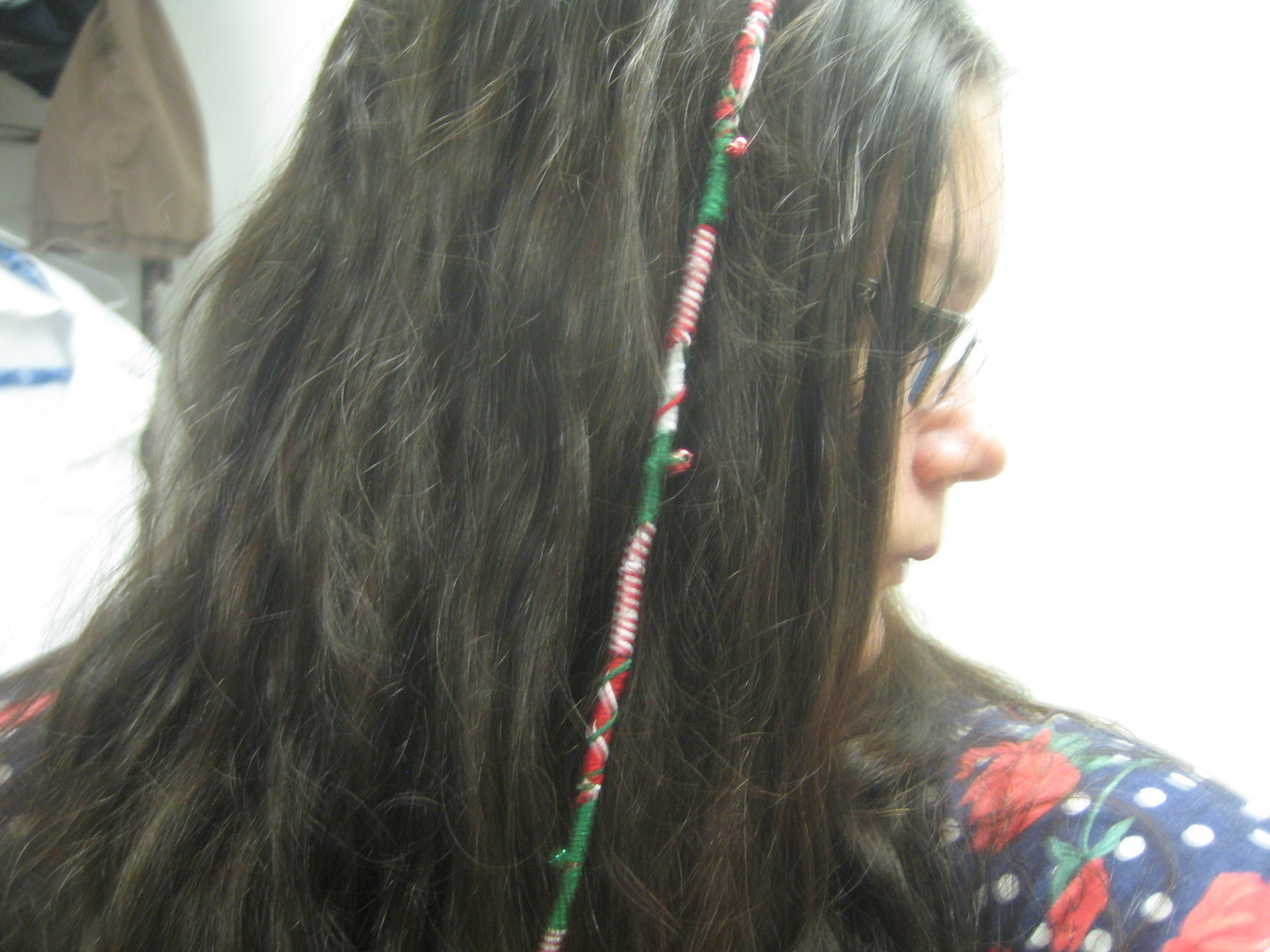 Holiday Hair Wrap How To Make A Hair Accessory