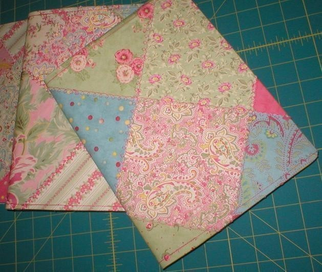 Fabric Notebook Cover How To Make A Fabric Book Cover