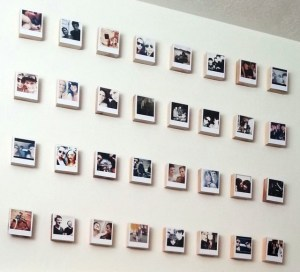 Instagram Polaroid Blocks · How To Make A Frame  Photo Holder · Home  DIY on Cut Out  Keep
