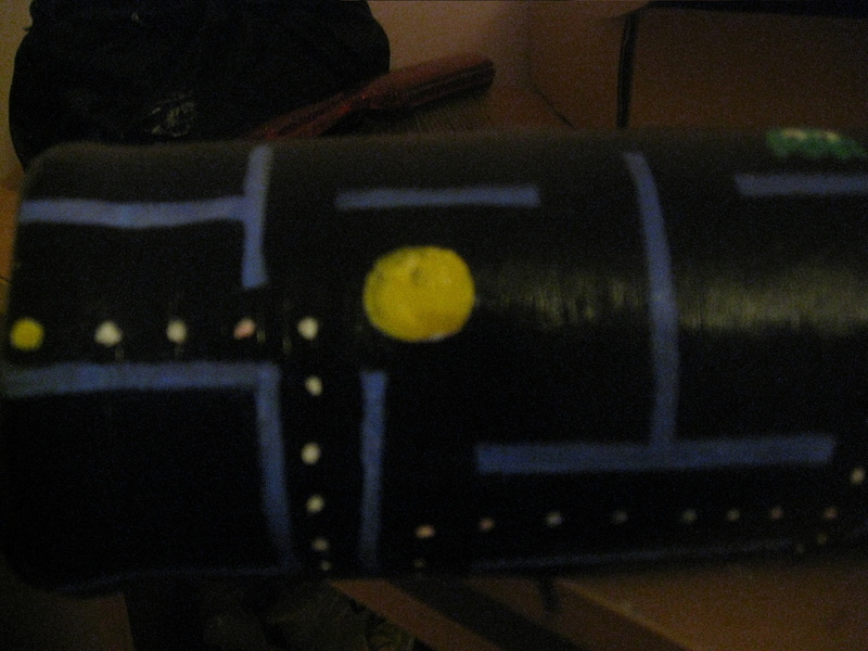 Pacman Pencilcase Wakawaka How To Make A Pouch Purse Or Wallet Decorating On Cut Out Keep