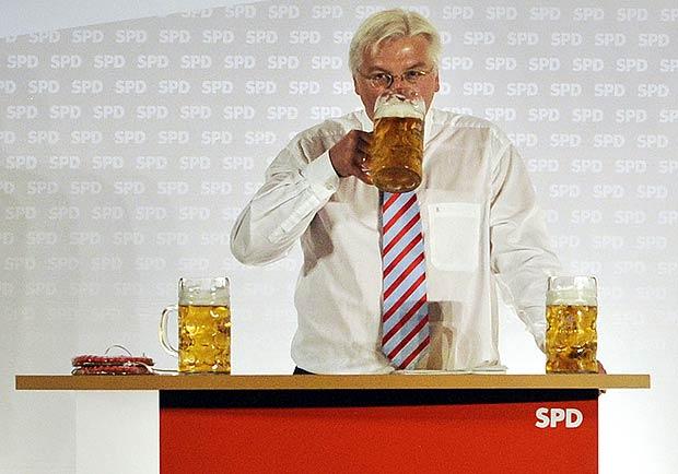 Il ministro degli Esteri tedesco