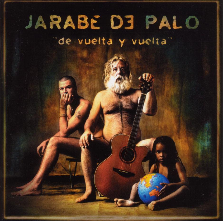 Carátula Frontal de Jarabe De Palo - De Vuelta Y Vuelta