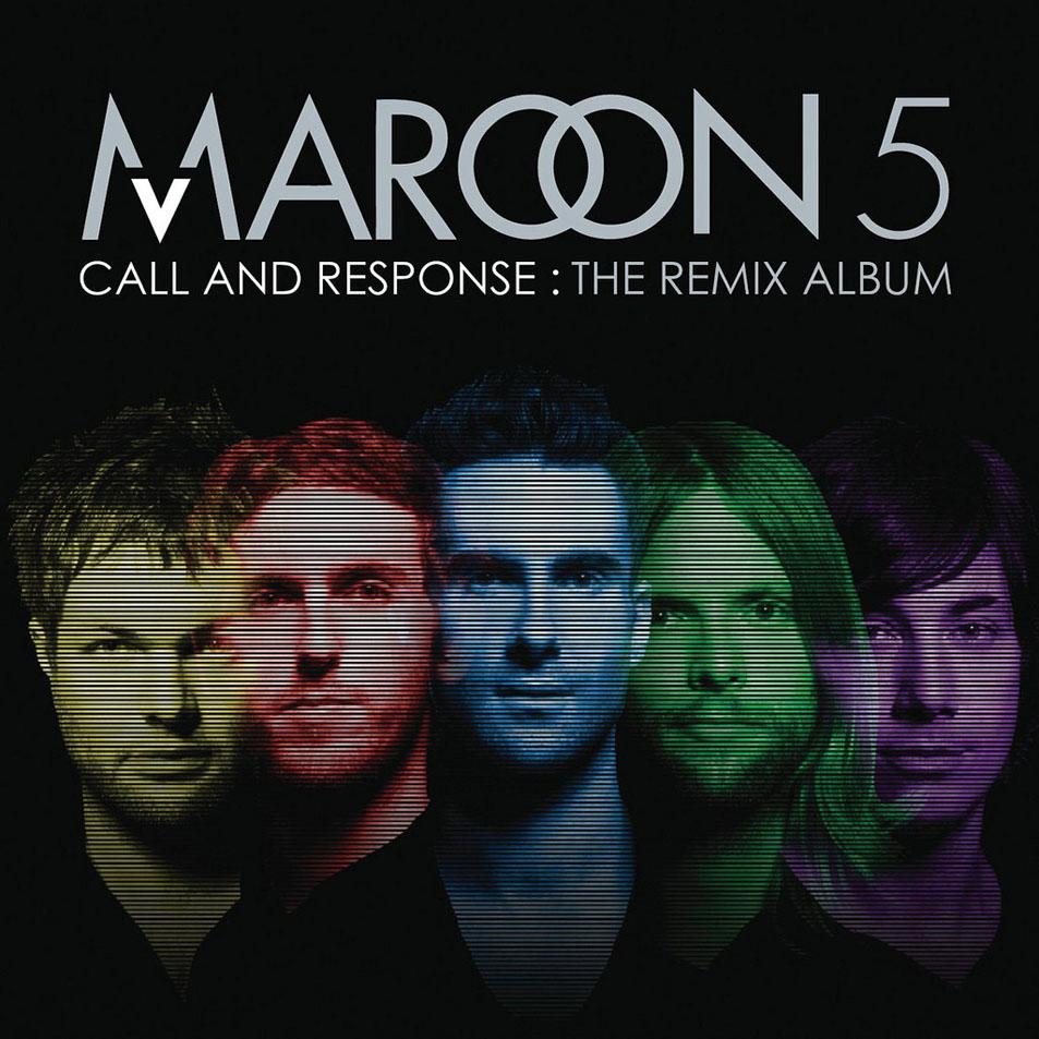 Discos De Maroon 5 Identi