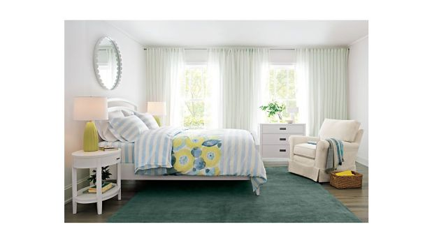 Crate and barrel white bedroom set - Crate barrel bedroom furniture ...