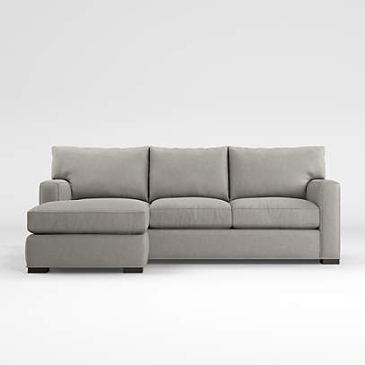 axis ii 3 seat reversible chaise sofa