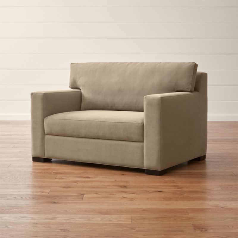 Axis Ii Twin Ultra Memory Foam Sleeper Sofa Reviews