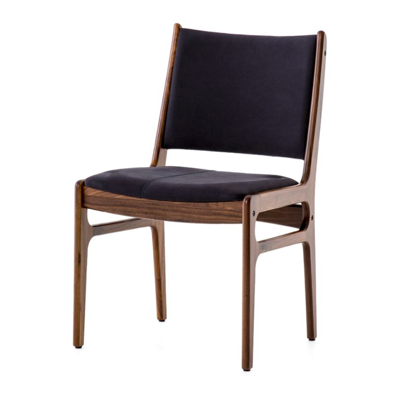Bina Square Back Dining Chair Reviews Crate And Barrel