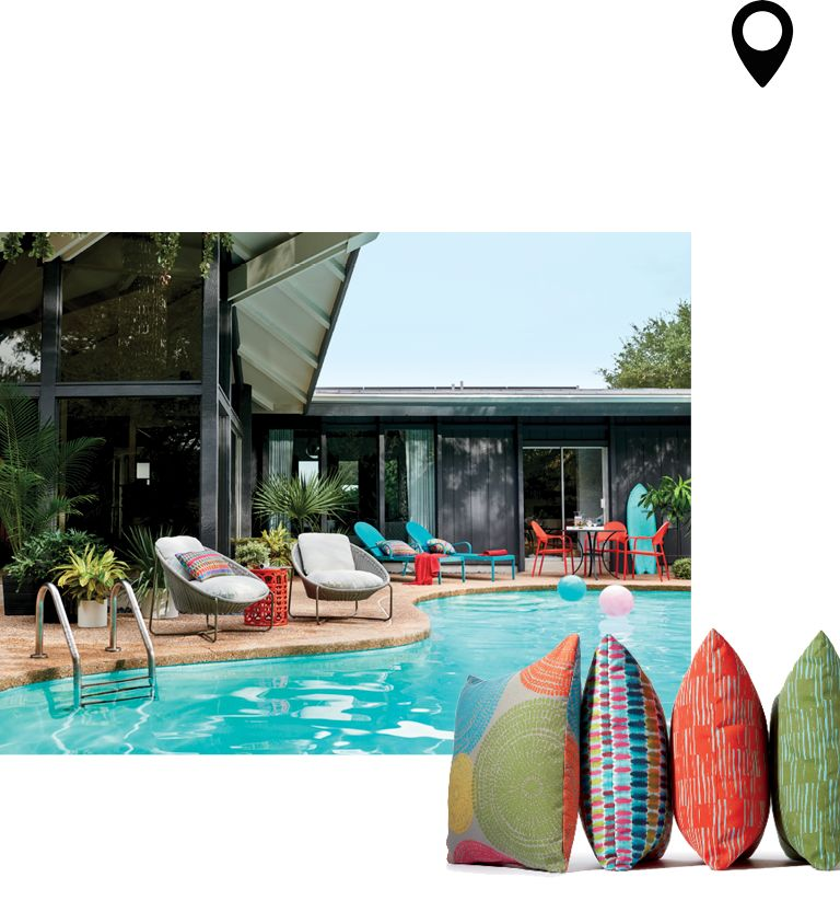 outdoor furniture styles crate and barrel