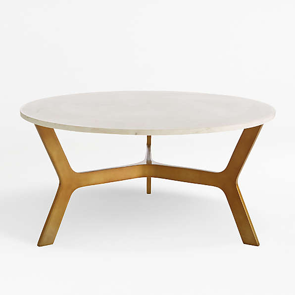 marble coffee tables white black and