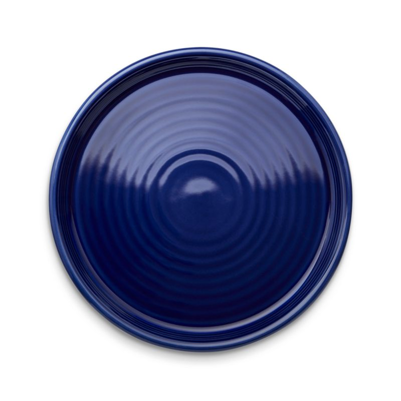 Farmhouse Blue Dinner Plate Crate And Barrel