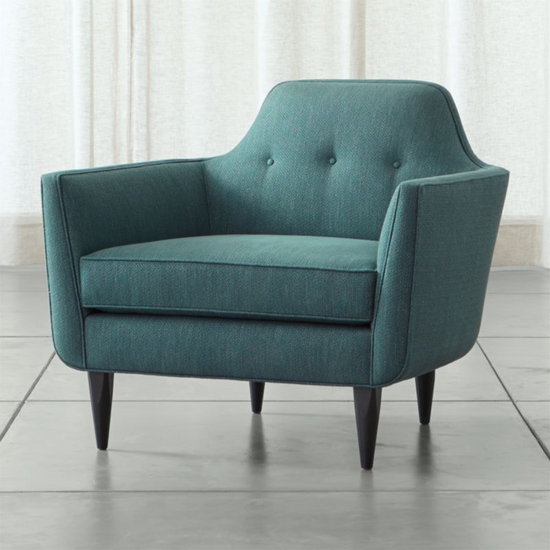 Teal Accent Chairs Living Room