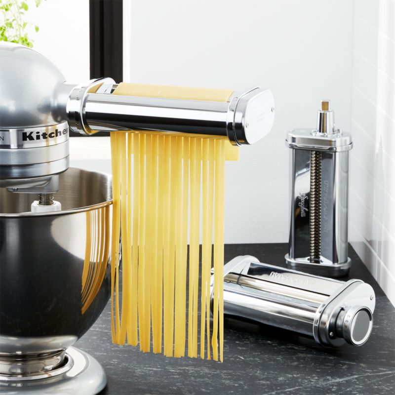 KitchenAid 3 Piece Pasta Roller And Cutter Set Reviews