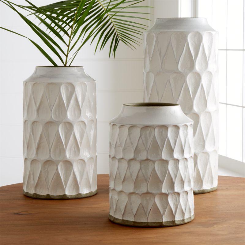 Kora Vases Crate And Barrel