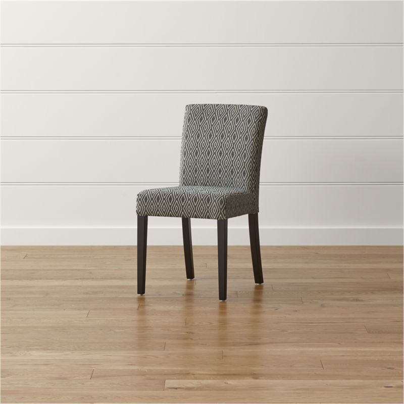 Lowe Diamond Upholstered Dining Chair Reviews Crate