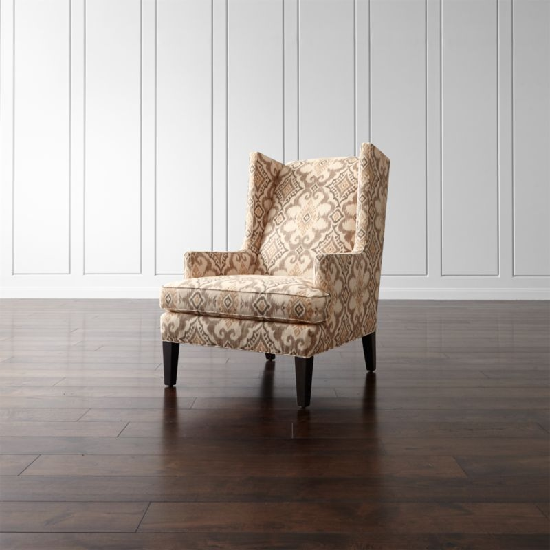 Accent Chairs High Back