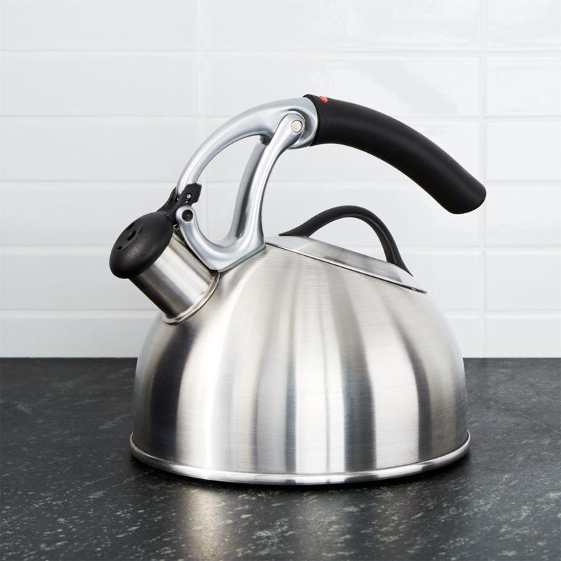 OXO Uplift Brushed Stainless Steel Tea Kettle Reviews
