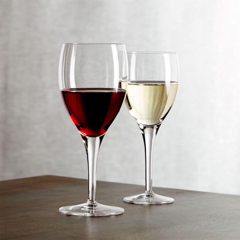 Otis Wine Glasses Crate And Barrel