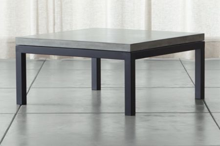 Concrete And Steel Coffee Table K Pictures K Pictures Full HQ - Pottery barn sloan coffee table