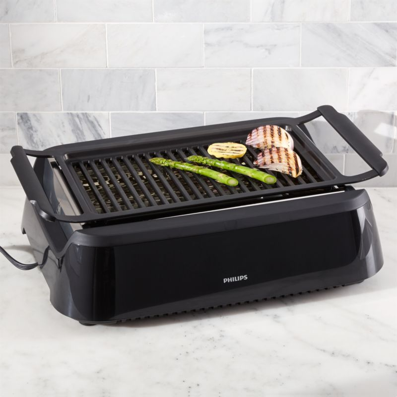 Philips Smokeless Grill Crate And Barrel