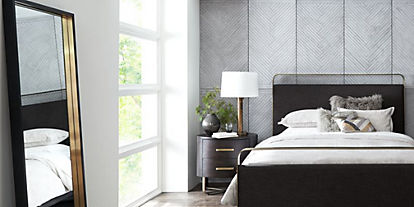 bedroom inspiration ideas crate and