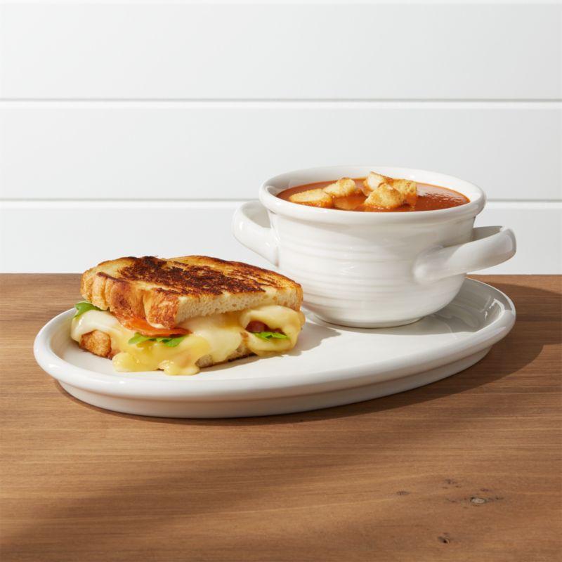 Farmhouse Soup And Sandwich Set Of 2 Reviews Crate
