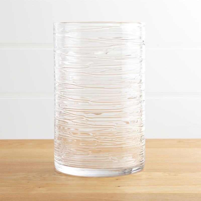Spin Large Glass Hurricane Candle HolderVase Reviews