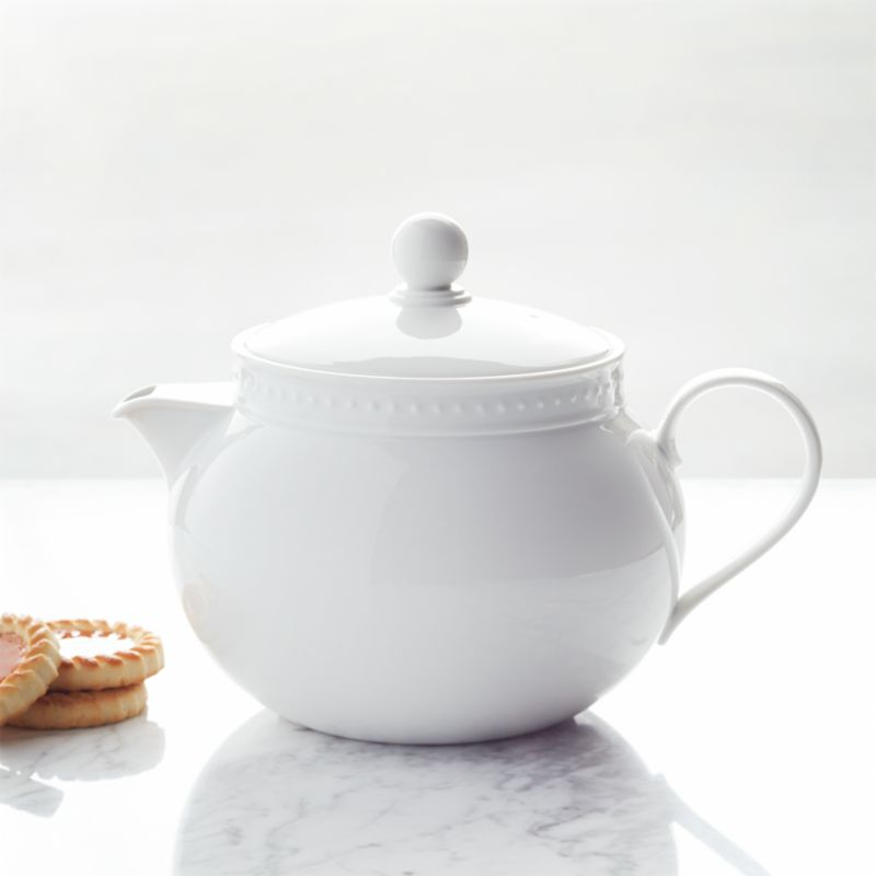Staccato Teapot Reviews Crate And Barrel