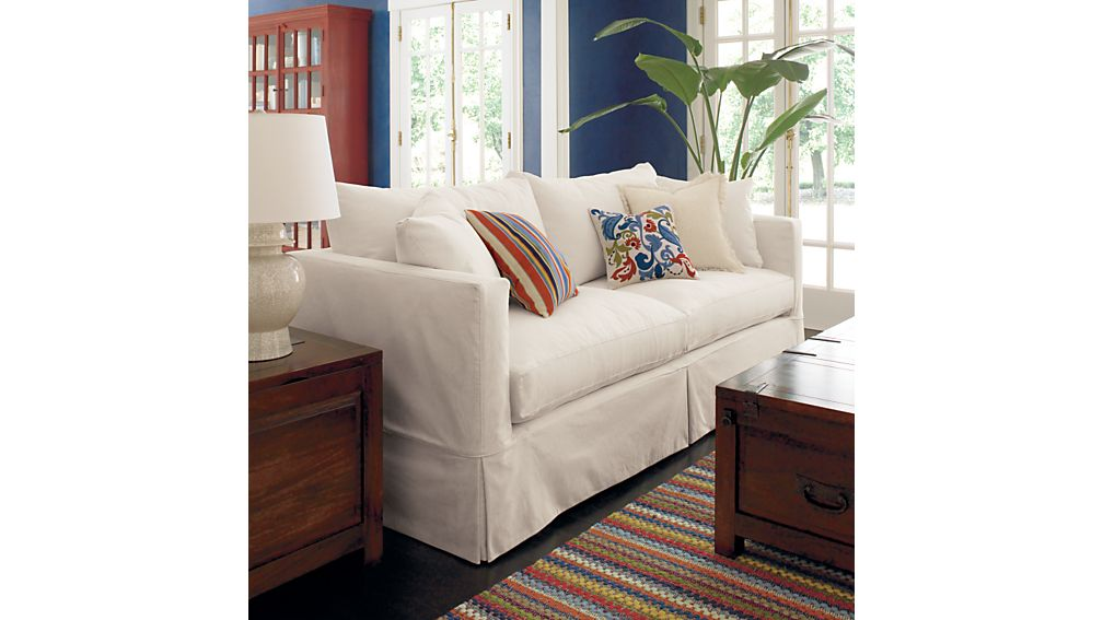 Crate And Barrel Willow Sleeper Sofa Review Thecreativescientist Com