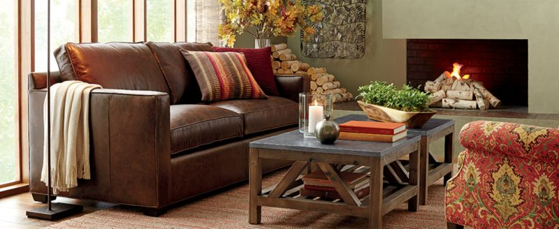 Tips For Buying Leather Furniture Crate And Barrel