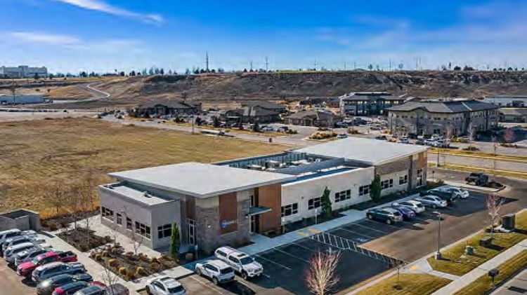 Office Property Portfolio for Sale in Nampa, ID
