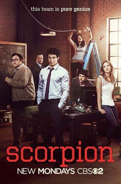 """Résultat de recherche d'images pour """"Scorpion saison 1 affiche"""""""