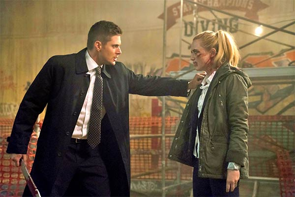 Supernatural Season 11 Episode 12 - Supernatural: The Not So Quiet Little Life in Sioux Falls (11.12)