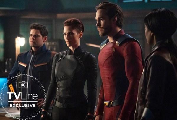 Supergirl Saison 5 : Chris Wood de retour pour le 100e épisode, la preuve en image - Critictoo Séries TV