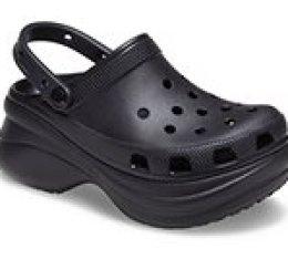 Women's Crocs Classic Bae Clog - Väri: Musta