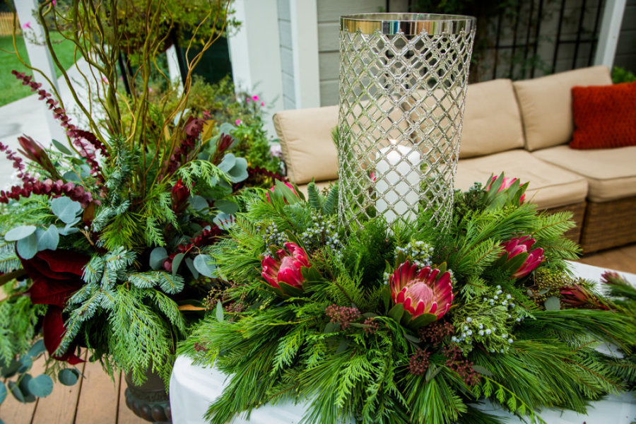Holiday Floral Arrangements With Michael Gaffney Video