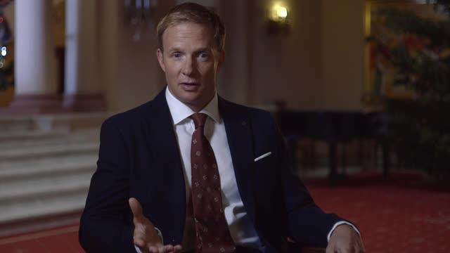 Interview Crown For Christmas Rupert Penry Jones On