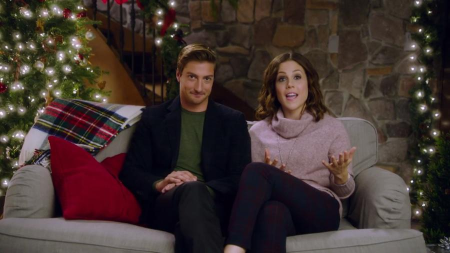 1 Day To Christmas 2016 Erin Krakow And Daniel Lissing