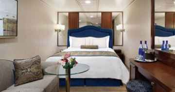 Inside Cabin: F (AU $6,120 p.p. ) for 2 people