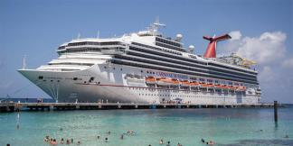 Carnival Sunshine Cruise - Ship Review - Photos & Departure Ports ...