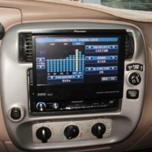 Ford Explorer Audio – Radio, Speaker, Subwoofer, Stereo