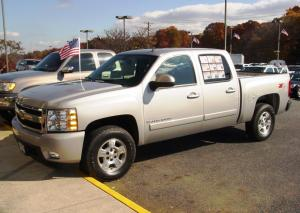 20072013 Chevrolet Silverado and GMC Sierra Crew Cab car