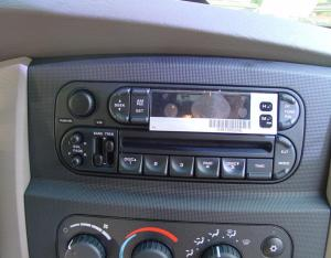 20022005 Dodge Ram 1500 Quad Cab Car Audio Profile