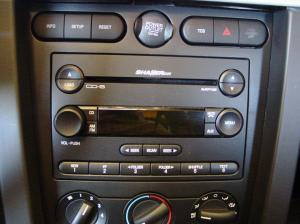 2006 Ford Mustang Shaker 500 Radio Wiring Diagram