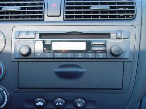 20012005 Honda Civic Sedan Car Audio Profile