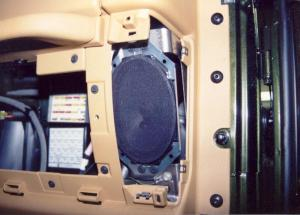 19972002 Jeep Wrangler Car Audio Profile