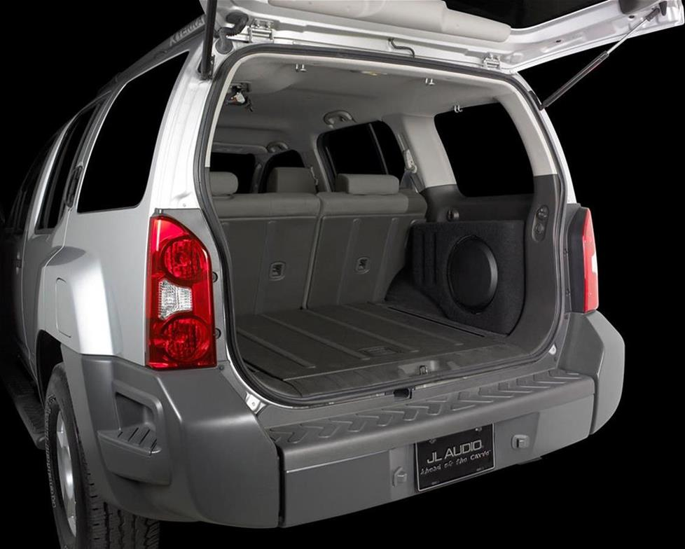 2005 2012 Nissan Xterra Car Audio Profile