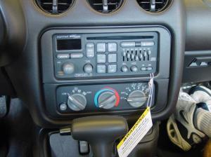 199702 Pontiac Firebird Car Audio Profile